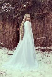 Lady Galadriel by nomokis