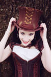 The Steampunk Mad Hatter