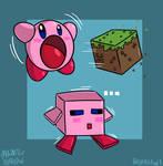 Kirby Minecraft