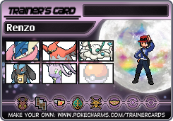 My Pokemon X Team by TimidNatured