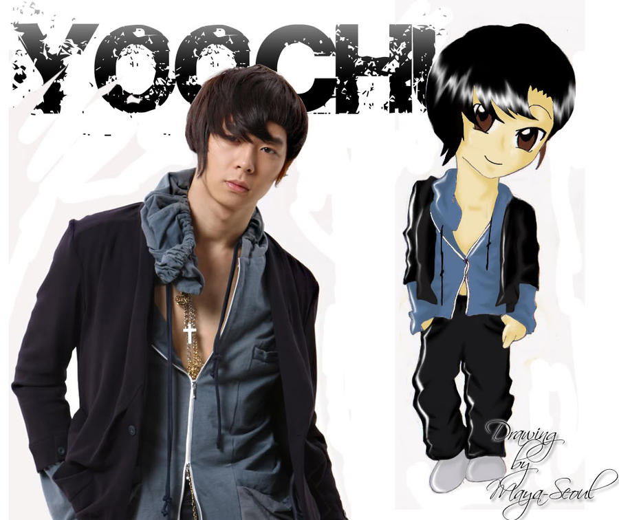 Park yoochun mirotic
