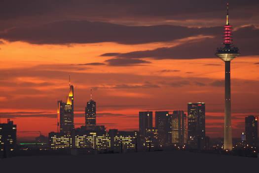 Sunrise Frankfurt