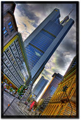 Frankfurt HDR 2