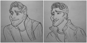 Peter Quill - Disney!Style