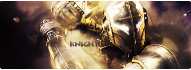 Knight by Aleksandar95design