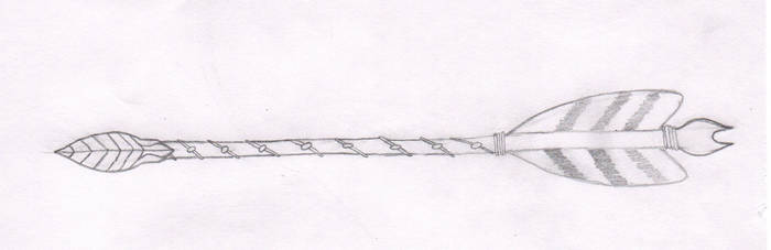 Arrow by Nimuune
