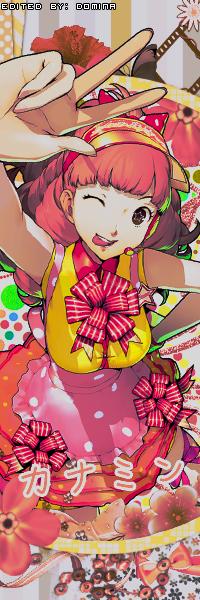 Kanamin Mashita - Persona 4: Dancing All Night by Ventuswill