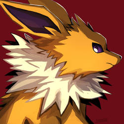 Jolteon by nightsanghaw