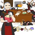 [DGM]: Cooking squad
