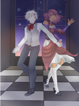 [Art Trade]: Dancing the waltz with the chief