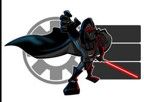 Darth Vader by kudoze