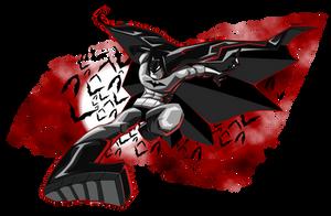 Batman by kudoze