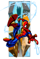 Original Spiderman by kudoze