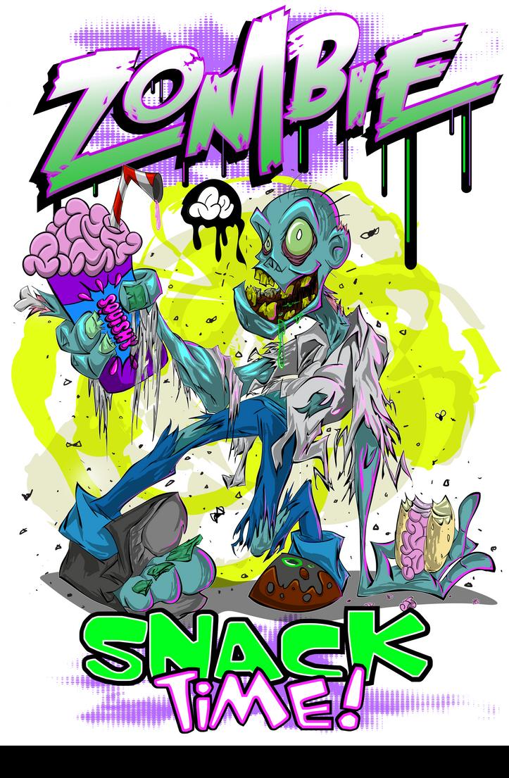 Zombie by kudoze