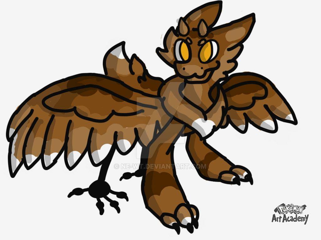 Griffon/Essix based Fluff-O-Raptor by Ne-wt