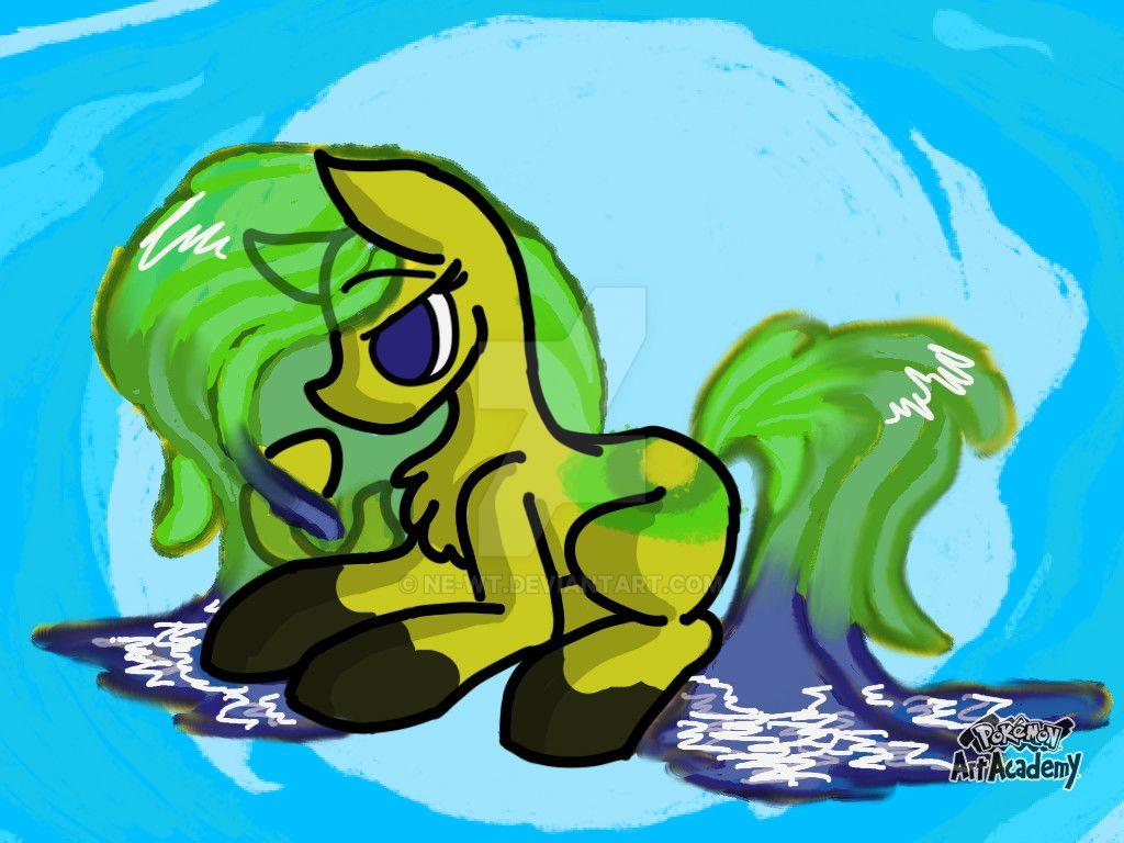 Water Pony custom by Ne-wt