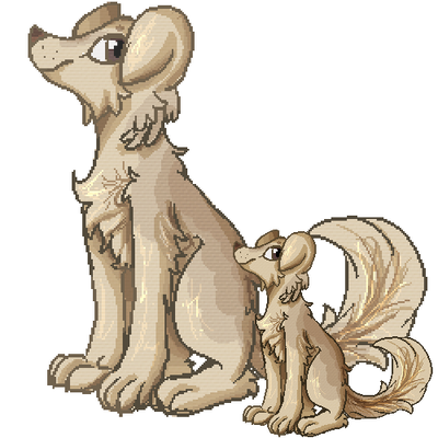 Dog Page Doll by DragonMiner101