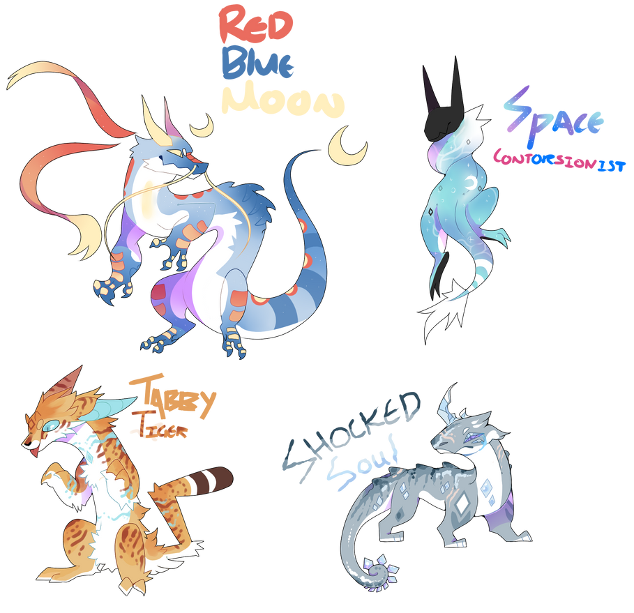 One off adopts {CLOSED} {0/4} by Ne-wt