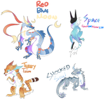 One off adopts {CLOSED} {0/4}