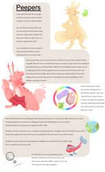 Peeper Species Sheet by Ne-wt