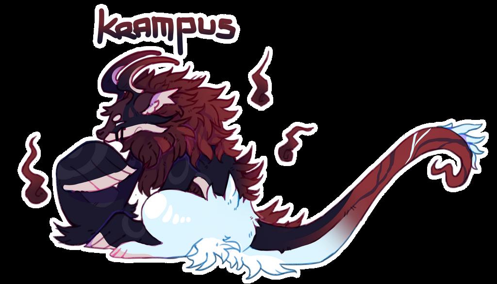 Krampus [Christmas Peeper Raffle] [CLOSED] by Ne-wt