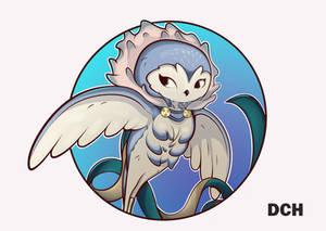 Bird by Dioneiker
