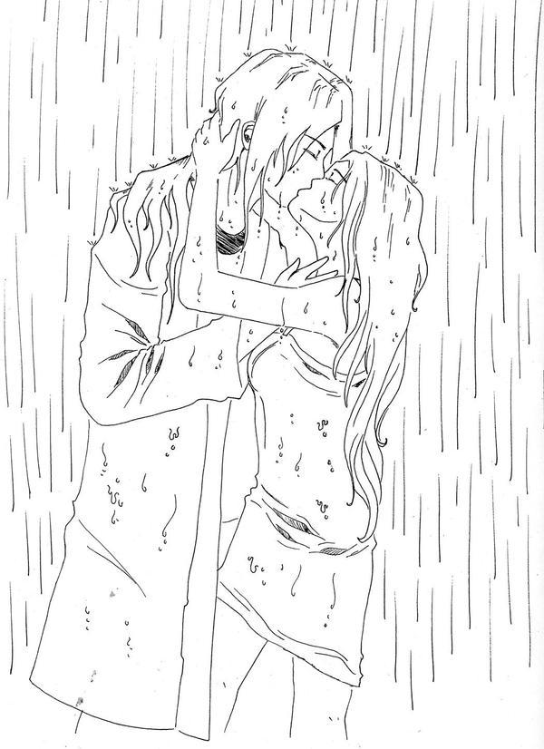 Kissing the Rain, Kissing You by YoshieUchiha on DeviantArt