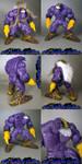 The Maxx Custom Figure by KyleRobinsonCustoms