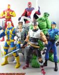 Marvel Vs. Capcom Group Shot 2