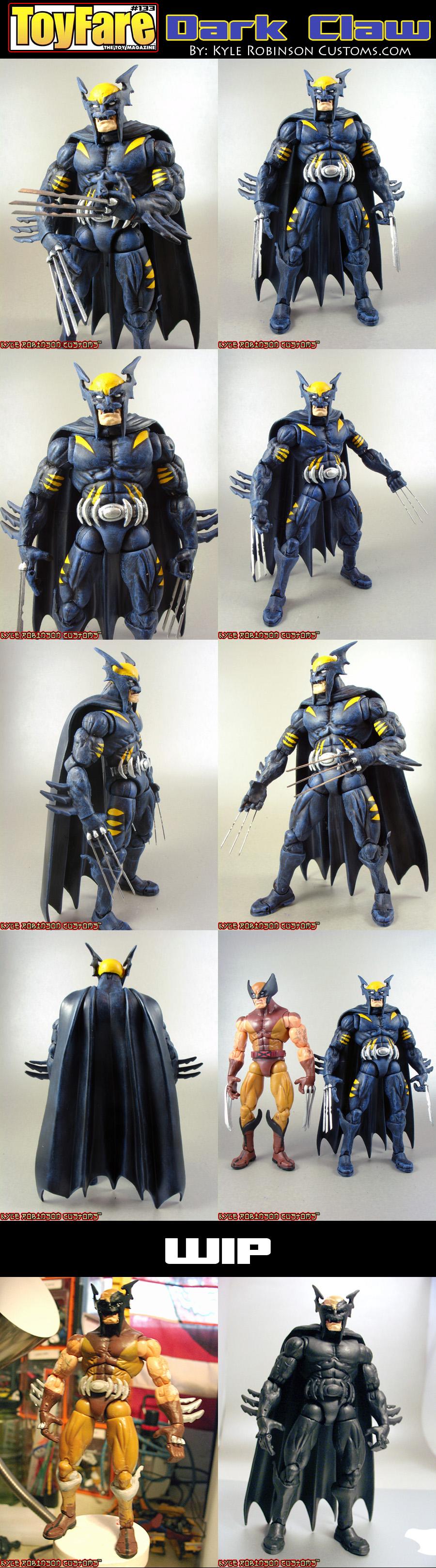ToyFare Custom Dark Claw by KyleRobinsonCustoms