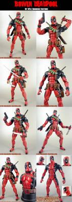 Bowen Deadpool Custom Figure