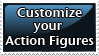 Custom Action Figure Stamp by KyleRobinsonCustoms