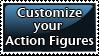 Custom Action Figure Stamp by KyleRobinsonCustoms