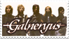 Galneryus Stamp by KyleRobinsonCustoms