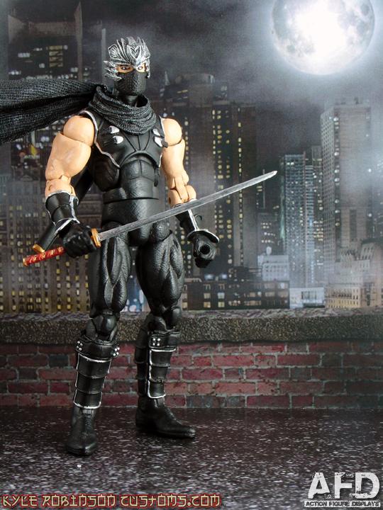 Rooftop Action figure Display by KyleRobinsonCustoms