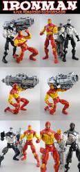 Iron Man Custom 2 pack by KyleRobinsonCustoms