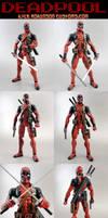 NEW Bowen Deadpool Custom