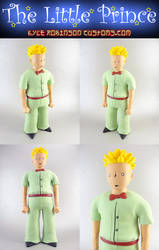 Little Prince Custom Figure by KyleRobinsonCustoms