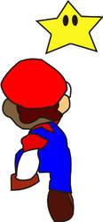 Super Vector Mario by ArfJason