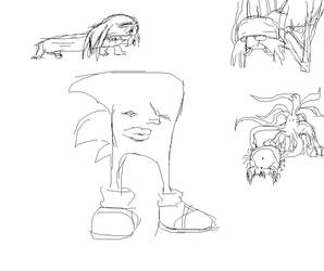 Sonic by ArfJason