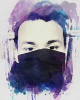 Mask Man by bdxoul