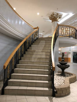FORT GARRY PLACE- The Beautiful Stairs