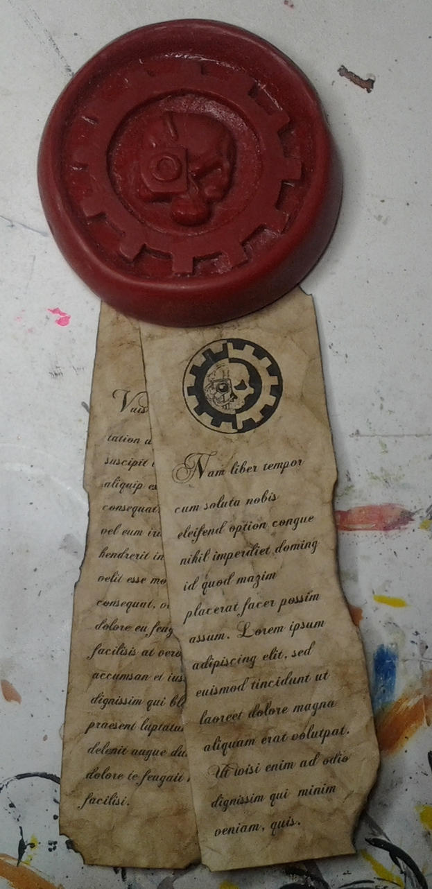 how to make a purity seal
