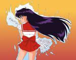 Happy birthday! Sailor Mars
