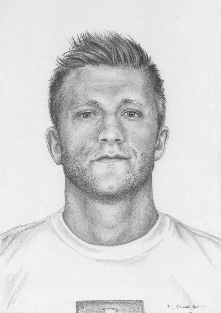 Jakub Blaszczykowski by madeleineironique