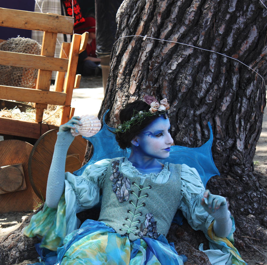 Mermaid Fairy by pinknfuzzy4711