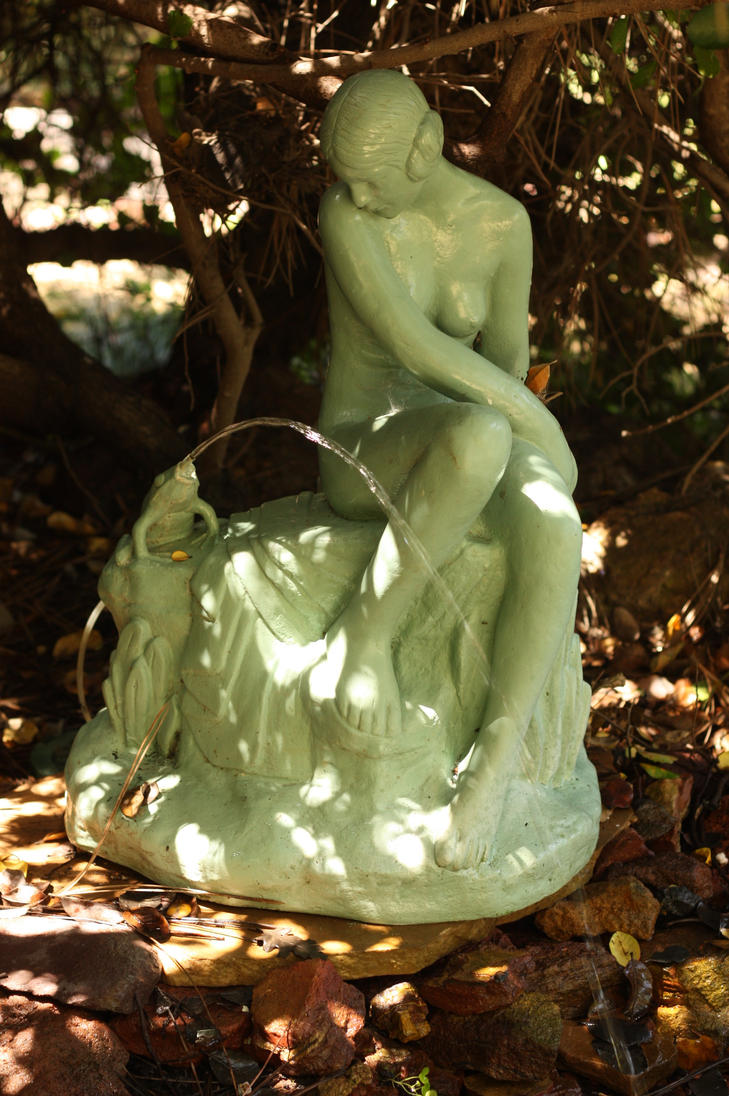 Bixby Ranch Garden Statuary 5 by pinknfuzzy4711