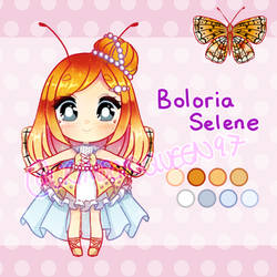 [SOLD] Boloria selene - Papilia by CrimsonQueen97