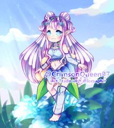 [Trade] Icesaphir by CrimsonQueen97