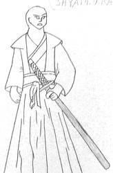 Shyamu Rai by vimoh